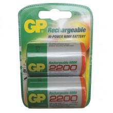 Аккумулятор GP R20 (2200 mAh)