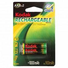 Аккумулятор KODAK Rechargeable R03 (1000 mAh)