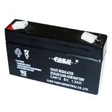 Аккумулятор CASIL CA613 (6V, 1.3Ah)