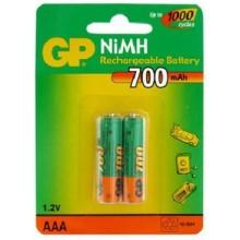 Аккумулятор GP R03 (700 mAh)