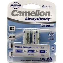 Аккумулятор CAMELION Always Ready R6 (2100 mAh)