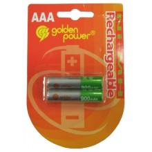 Аккумулятор Golden Power R03 (900 mAh)