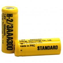 Аккумулятор ET H-2/3AAA300 Standard (300 mAh)
