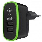 Блок питания Belkin F8M670KRBLK 2-PORT HOME CHARGER+
