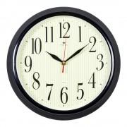 """Настенные часы РУБИН 3024-126 """"Классика в полоску"""""""