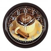 """Часы РУБИН 3024-70 """"Чашечка любимого кофе"""""""