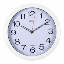 """Настенные часы 21 ВЕК 6026W """"Классика"""""""