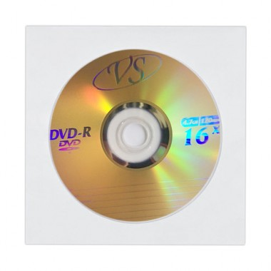 Компакт-диск VS DVD-R 4.7Gb 16x (VSDVDRB5003)