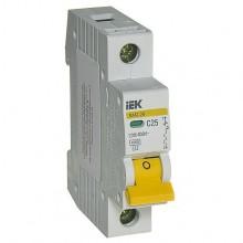 Выключатель автоматический IEK ВА47-29 MVA20-1-025-C