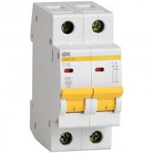 Выключатель автоматический IEK ВА47-29 MVA20-2-016-C