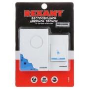 Беспроводной дверной звонок REXANT RX-1
