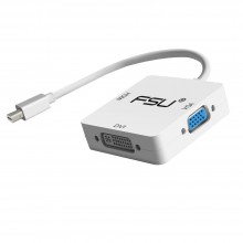 Видеоконвертер-переходник FSU MDP1IN3