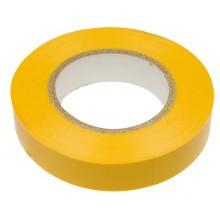 Изолента АРБАКОМ АРX-120, 15мм х 0.13мм х 10м, жёлтая