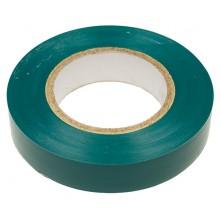 Изолента АРБАКОМ АРX-120, 15мм х 0.13мм х 10м, зелёная