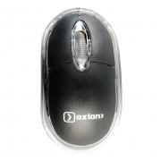 Оптическая проводная мышь OXION OMS001BK