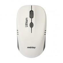 Беспроводная мышь Smartbuy SBM-344CAG-WG