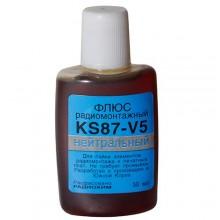 Флюс для пайки РАДИОХИМ KS87-V5, 30 мл