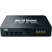 Цифровой эфирный приемник World Vision T56