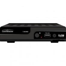 Цифровой эфирный тюнер GoldMaster T-303SD