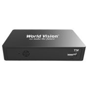 Цифровой эфирный приемник World Vision T36