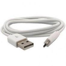 Шнур USB A - micro USB B 1.0м