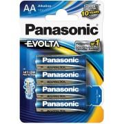 Батарейка PANASONIC Evolta LR6-4BL