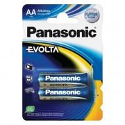 Батарейка PANASONIC Evolta LR6-2BL