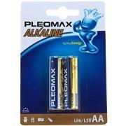Батарейка SAMSUNG Pleomax LR6-2BL