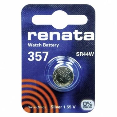 Батарейка RENATA R357 (SR44W)