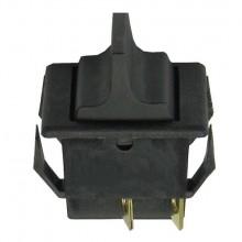 Выключатель клавишный 33899 250V 15A (4с)