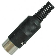Разъём DIN 5 pin (шт.) на кабель
