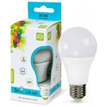 Лампа светодиодная ASD LED-A60-standard 5Вт Е27 4000К