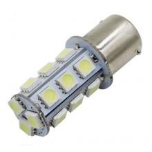 Автолампа светодиодная 1156 BA15S 18LED SMD5050 12V одноконтактная