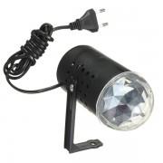 Вращающаяся диско-лампа B-3 «LED FULL COLOR»