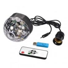 Проектор NGY YX-038-MP3-B «480 STRONG BEAMS LIGHT»