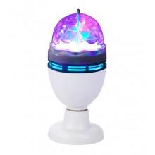 Вращающаяся диско-лампа W-998 «LED FULL COLOR»