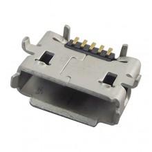 Разъём micro USB 47590-0001 (гн.), на плату