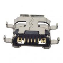 Разъём micro USB 10103593-0001LF (гн.), на плату