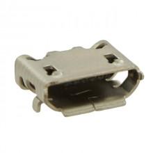 Разъём micro USB U020-5S (гн.), на плату