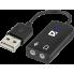 Внешняя звуковая карта Defender AUDIO USB