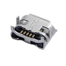 Разъём micro USB MCJ6525 (гн.), на плату