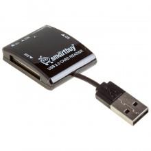 Универсальный картридер Smartbuy SBR-713-K