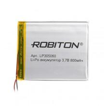 Аккумулятор ROBITON LP305060 (800 mAh)