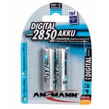 Аккумулятор ANSMANN Digital R6 (2850 mAh)