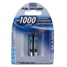 Аккумулятор ANSMANN Professional R03 (1000 mAh)