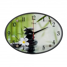 """Настенные часы 21 ВЕК 2434-683 """"Спа"""""""