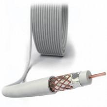 Разделка кабеля RG-6/U