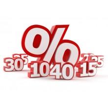 Система накопительных скидок «Покупай больше - плати меньше»