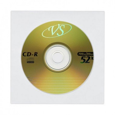 Компакт-диск VS CD-R 700Mb 52x (VSCDRB5003)