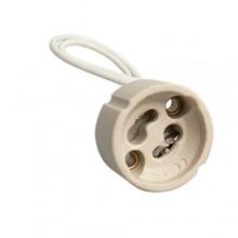Патрон GU10 для галогенных ламп